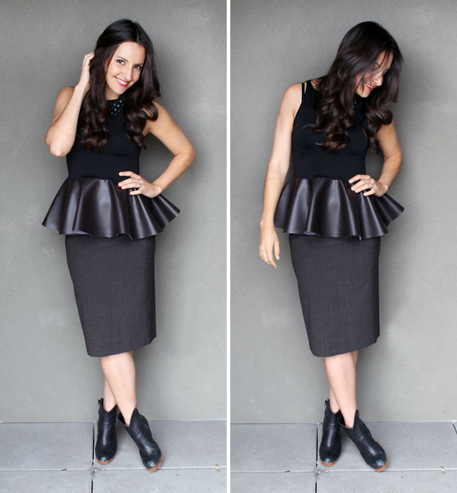 DIY-peplum-faux-leather-insert
