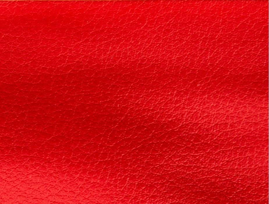 Mjtrends Red Faux Leather