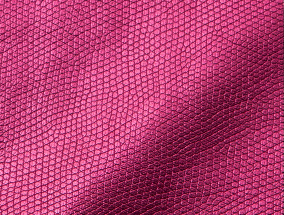 Mjtrends Snakeskin Fabric Metallic Pink