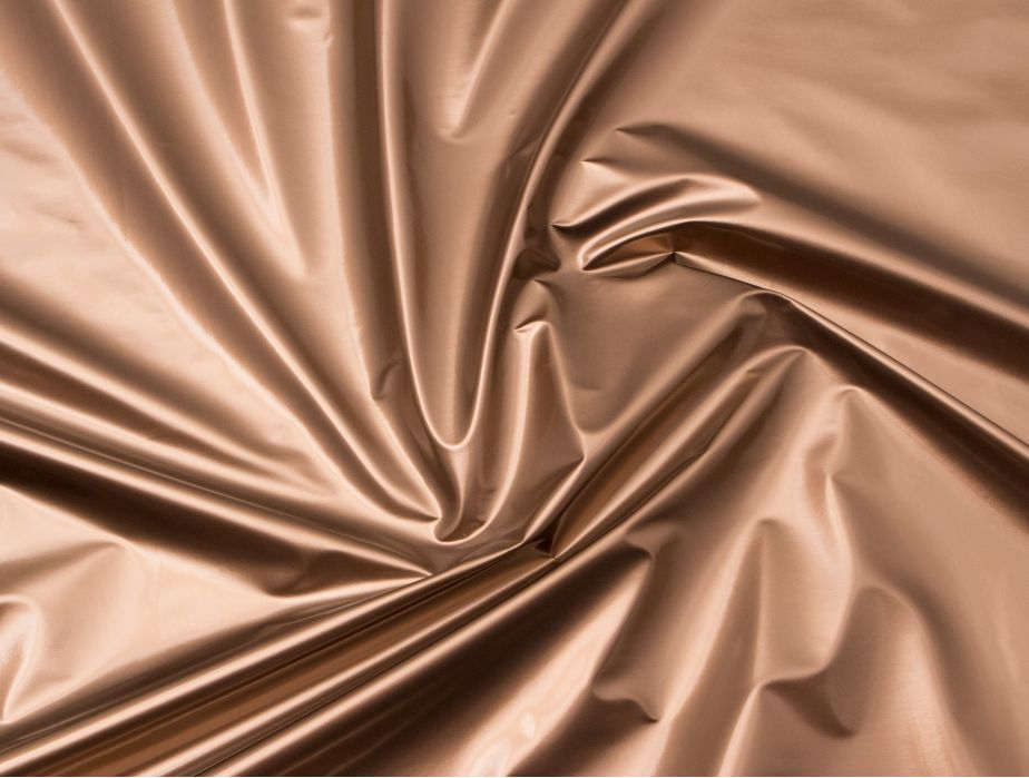 Mjtrends Stretch Vinyl Fabric Bronze