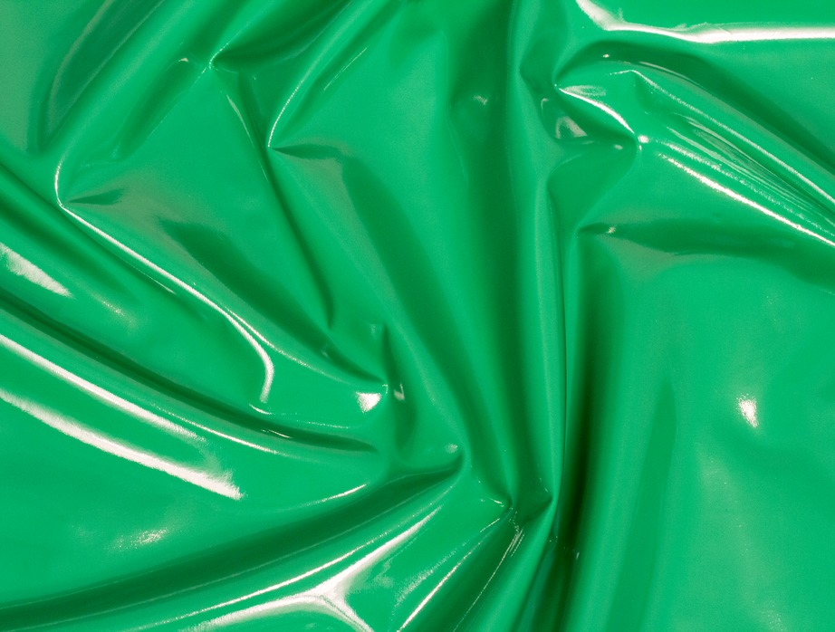 Mjtrends Envy Green Stretch Vinyl Fabric