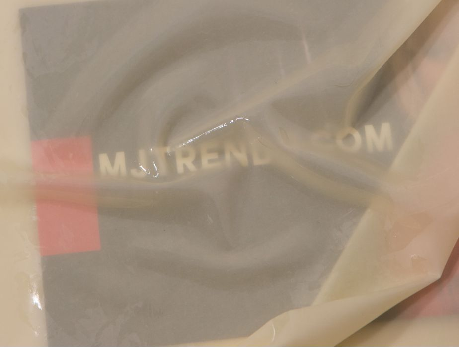 Mjtrends Latex Sheeting Transparent